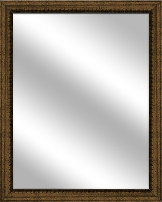 PTM Images Vanity Wall Mirror; Dark Gold