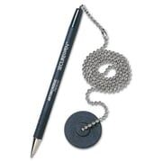 MMF Industries™ Secure-A-Pen® Counter Pen, Black Ink