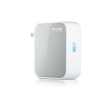 TP-LINK – Mini routeur de poche Wi-Fi N 300 Mbps TL-WR810N