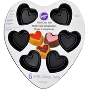 Wilton Non-Stick Heart Cake Pan