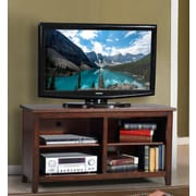 Wildon Home   Alexander Wood TV Stand