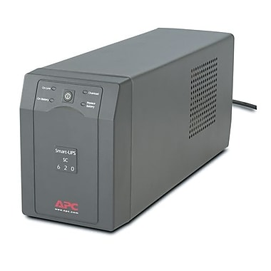 APC® 620 VA Desktop Battery Backup, 6-Outlet (SC620)