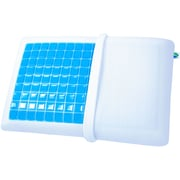 PharMeDoc® Memory Foam Pillow with Cooling Gel