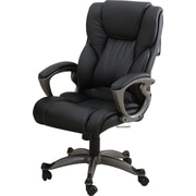 Belleze High-Back Executive Chair; Black