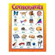 Trend Enterprises® Consonants Learning Chart