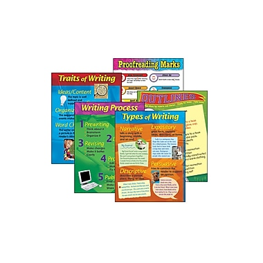Trend Enterprises® Writing Essentials Learning Chart