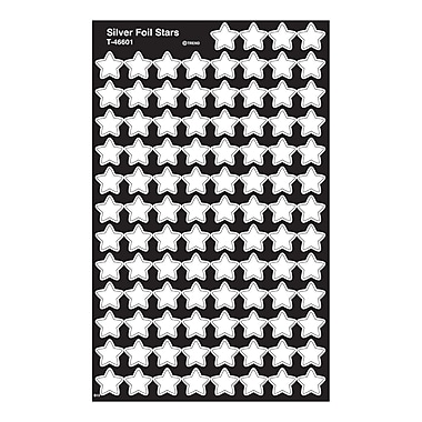 Trend Enterprises® SuperShapes Stickers, Silver Stars