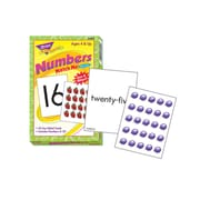Trend Enterprises® Numbers 0 - 25 Match Me Card