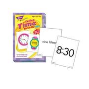 Trend Enterprises® Telling Time Match Me Card