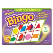 Trend Enterprises® Colors and Shapes Bingo Game