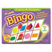 Trend Enterprises® Colors and Shapes Bingo Game