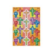 Trend Enterprises® Sparkle Stickers, Crosses