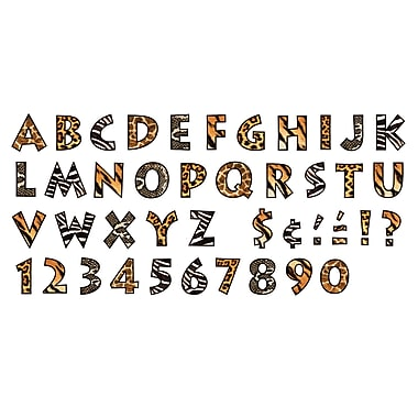 Trend Enterprises® Ready Venture Uppercase Letter, 4