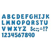 "Trend Enterprises® Playful Ready Uppercase Letter, 2"", Blue"
