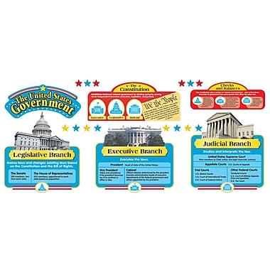 Trend Enterprises® Bulletin Board Set, United States Government