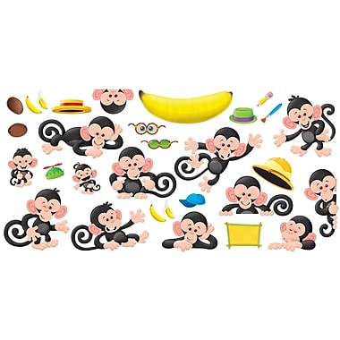 Trend Enterprises® Bulletin Board Set, Monkey Mischief®