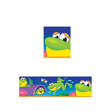Trend Enterprises® Pre-kindergarten - 5th Grades Bolder Border, Frog Pond