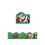Trend Enterprises® Pre-Kindergarten - 2nd Grades Scalloped Terrific Trimmer, Christmas Toys