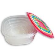Volar Ideas 10-Piece Food Storage Container Set