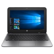 "HP 11 PRO-G2 11.6"" LED Intel Celeron N3050 64GB 4GB Microsoft Windows 10 Professional Laptop Dark Gray"