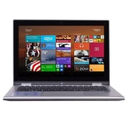 "Refurbished Dell I3147-3750SLV 11.6"" LED Intel Pentium N3530 500GB 4GB Microsoft Windows 8.1 Laptop Silver"