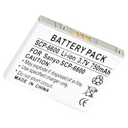 Ultralast Cellular Phone Li-ion Battery for Sanyo (CEL-SCP6600)