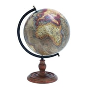 Cole & Grey Metal and Wood Globe