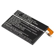 Ultralast Cellular Phone Li-Polymer Battery for HTC (CEL-BL80100)