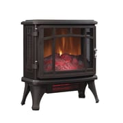 Duraflame 1500 Watt Portable Electric Infrared Cabinet Heater