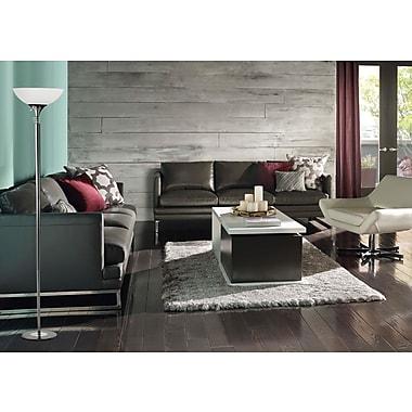 Adesso® 5120-01 Metropolis Floor Lamp, 2 x 150 W, Black Nickel