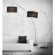 Adesso 5271-22 Rivington Incandescent Floor Lamp, Satin Steel