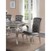 Infini Furnishings Adele Side Chair (Set of 2)