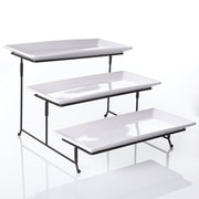Imperial Home Porcelain 3 Tiered Stand