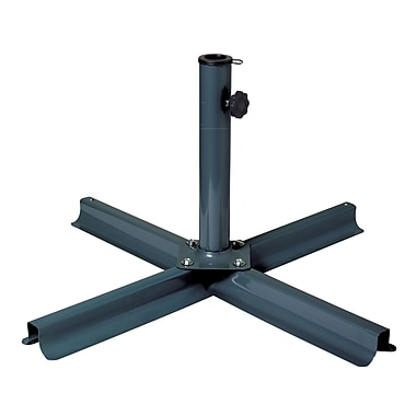 CorLiving PPU-900-U Grey Patio Umbrella Stand