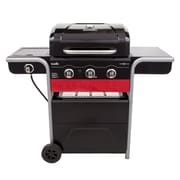 CharBroil 3-Burner Combo Propane Gas and Charcoal Grill