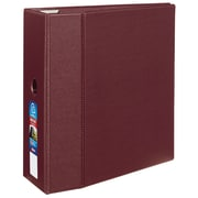 """5"""" Avery® Heavy-Duty Binder with One Touch™ EZD® Rings, Maroon"""