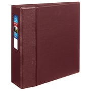 """4"""" Avery® Heavy-Duty Binder with One Touch™ EZD® Rings, Maroon"""