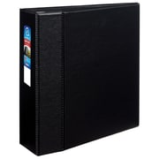 "4"" Avery® Heavy-Duty Binder with One Touch™ EZD® Rings, Black"