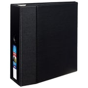Avery Heavy-Duty 5-Inch D 3-Ring Binder, Black (79-986)