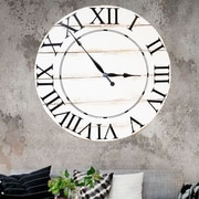 BrandtWorksLLC Oversized 36'' Tradition Wall Clock