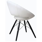 Modern Chairs USA Lunar Side Chair; White