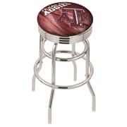Holland Bar Stool NCAA 25'' Swivel Bar Stool; Texas A&M