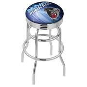 Holland Bar Stool NCAA 25'' Swivel Bar Stool; Maine