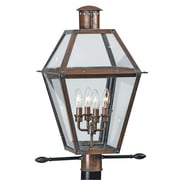 Laurel Foundry Modern Farmhouse Lois Outdoor 4 Light Lantern Head