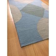 Eastern Weavers Wool Hand-Tufted Light Blue/Beige Area Rug