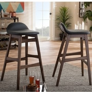 Wholesale Interiors Baxton Studio 30.03'' Bar Stool (Set of 2)