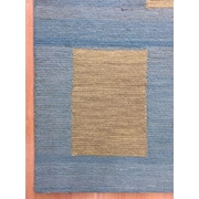 Eastern Weavers Wool Hand-Tufted Blue/Green Area Rug