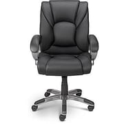 Staples Siddon High-Back Leather Executive Chair