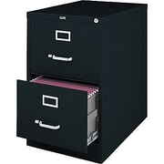 Staples 2-Drawer Vertical File Cabinet