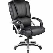 Staples Bosworth High-Back Leather Executive Chair